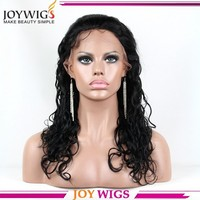 """Instock !! 16"""" #1 Malaysian Curly 180% Density Full Lace Wig"""