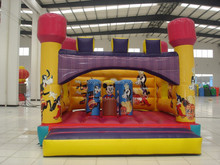 Hot-selling inflatable jumping bouncer amusement park party city for sale