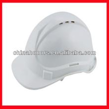 white construction safety helmet/industrial safety work helmet