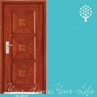 MANUFACTURER LATEST DESIGN vinyl door covering 2014