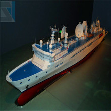 customized handcrafted metal sailing Boat model ships