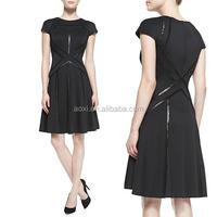 evening gown mini sexy black dresses 2014