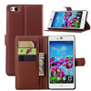 Smart wholesale phone wallet case for zte grand zmax z970