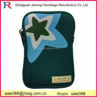 Convenient carrying Neoprene phone case/Neoprene phone pouches/Neoprene pocket pouches