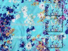 color-mixed fashion rayon fabric