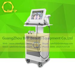 HIFU High Intensity Focused Ultrasound Face Lift Verticle Skin Rejuvenation Beuaty Equipment