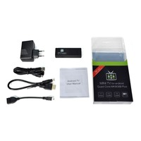 Wholesale Hot selling Mini pc TV box stick protable MK808B plus for android 4.4 bluetooth 4.0 XBMC free in America market