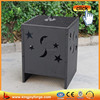 Hot selling Square Shape BBQ functional Fire basket