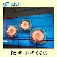 P5.2 500*1000mm indoor die-casting aluminum new xxx images led display p5.2