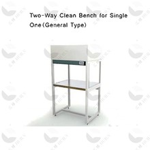 high Quality laboratory purification equipment horizontal vertical stainless steel Iso class 5 clean bench