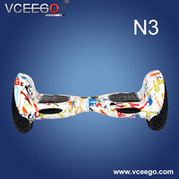 2015 New Arrival E-SCOOTER10 Inch Two Wheel Smart Drift top selling 10 inch self balancing electric scooter