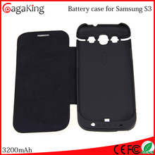 Wholesale battery phone charger 3200MAH charger For samsung s3 battery manufacturing plant