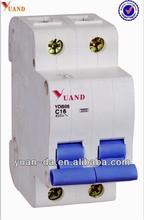 mini circuit breaker c curve mcb