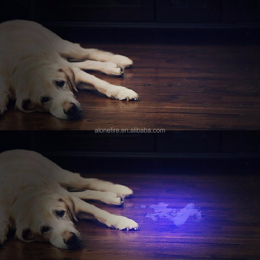 501B UV blacklight flashlight (4)