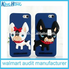 Silicone Eco-Friendly And Durable dog Silicone Phone Case