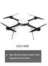 Mmc-mc4-1000 Long temps de vol canal Up GPS WIFI RC de contrôle Drone hélicoptère vs DJI Drones