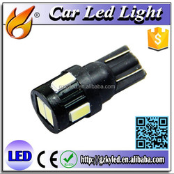 high lumen car led lighting,t10 6 smd 5630 led lighting cars