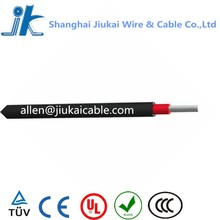 TUV approved PV1-F Solar Cables one/two core ac & dc solar cable 6mm2