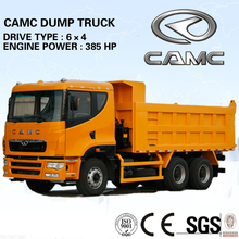 CAMC 6x4 Dump Truck 30 tons dump truck tipper (Engine Power: 340HP, Payload: 20-40T)