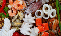 Good Quality Frozen Seafood Mix