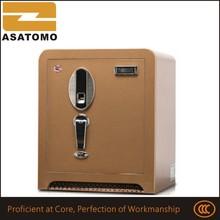 Electronic fingerprint safety box unlock deposit safe Popular design plastic toy gun safe locker