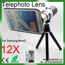 aluminio lente óptico para el iphone 12x lente de zoom