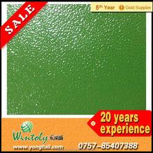 Green Texture Powder Paint