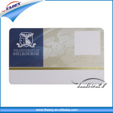 Long range contactless rfid id cards access control cards