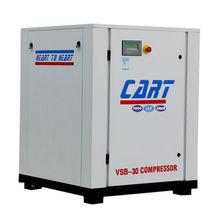 Inverter(screw compressor)22kW/30HP screw air compressor for sale(electric air compressor)