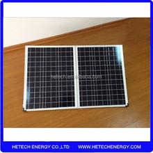 China manufacturer 100 watts portable solar panel polycrystalline