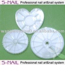hot sell NEWest nail tip box wholesale