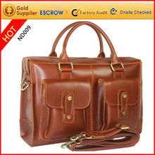 Best selling office high quality faux leather handbags