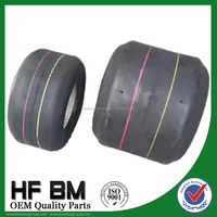 10C4.50-5 Front Wheel Go Kart Tire 11X7.10-5 Vacuum Tyre for Go Kart