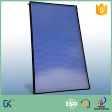 80mm thick blue selective coating flat plate epdm solar pool heating collector