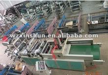 2012 Hot Sealing CE Standard Plastic Bag Making Machine