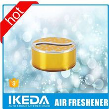 2015 Hot gift items car air freshener gel perfume