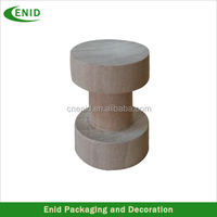 Different Wooden Spools