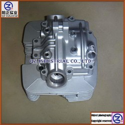 High quality for SUZUKI motorcycle engine parts 200cc DR200 QM200GY QM200 cylinder head kit