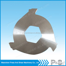 TCT small circular saw blade for cutting plastic