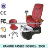 2014 nail salon spa massage chair&manicure and pedicure chair&electric nail spa massage chair pedicure chair (KM-S125)