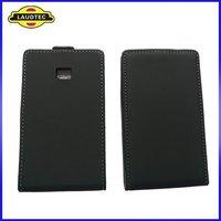 Ultra Slim Leather Flip Case for LG Optimus L3 E400