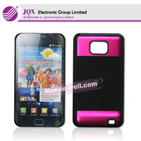 Hot Selling 2 in1 Protector Cover for Samsung Galaxy S2 I9100 Protector Case