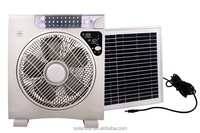 2015 hot sale factory price solar powered outdoor fanssolar powered electric fan