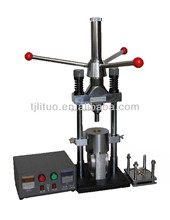 High quality and competitive price connection body flexible denture machine Dental valplast injection equipment