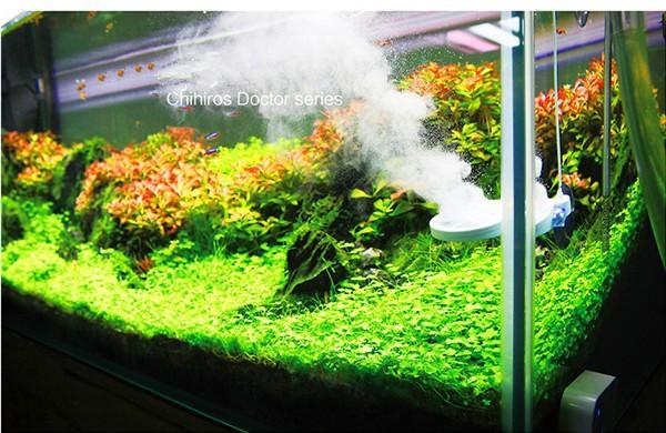 het hete verkopen aquarium chihiros arts sterilisator algen controller voor levende planten vis
