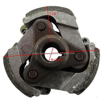 mini moto parts 49cc pocket bike clutch