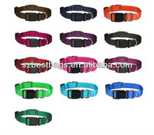 personalized dog collar pet collar with id plate
