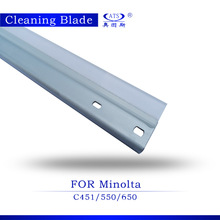 quality products cleaning blade C451 550 650 for minolta alibaba china