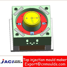 Factory directly sales quality assurance design and processing plastic injection paint bucket mould