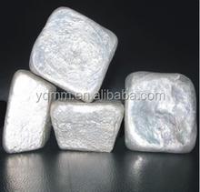 High purity magnesium ingot 99.99%